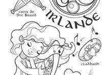 {Géographie} Europe Irlande