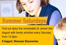 Events at Dr Jenner's House / Keep up to date with what is going on at the museum!