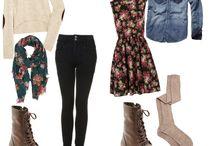 New wardrobe ideas