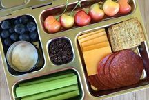 Planetbox School Lunch ideas