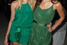 Fifty shades of emerald green