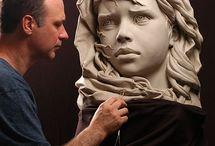 скульптура лепка