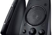 logitech speakers- fibona