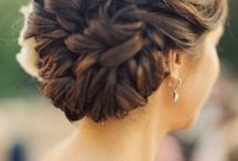 Wedding Attire and Hair Styles / by Kim Stevens
