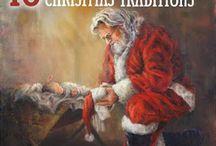 Christmas  / by Amanda Byington