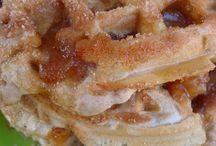 Waffles e Panquecas daora