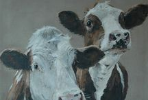 How to draw a cows ? #2