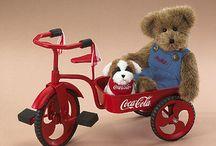 Coca Cola Vintage Toys & Cars