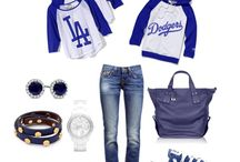 Dodgers fashion / by ruth Rodriguez