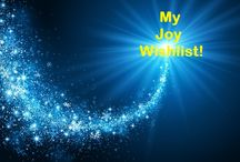 My JOY Wishlist! / My #wishlist and favourite items from http://www.joythestore.com/
