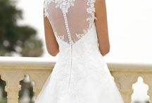 Lace back Wedding Dresses / All the beautiful lace wedding dress backs from the Ladybird 2016 collection!