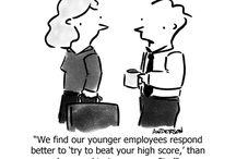 Employee Engagement Cartoons