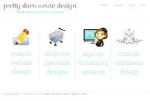 Showcase - Pretty Darn Cute Design / by StudioPress