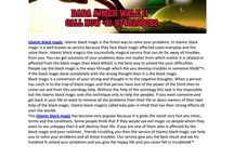 Islamic black magic | Call Now +91-9748298092 | India