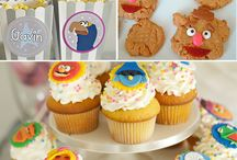 Muppet items/food