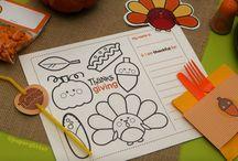 Thanksgiving / by Jordan S.