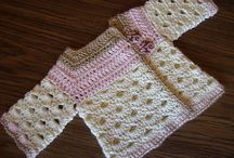 Crochet & knitted: baby patterns
