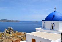 Griechische Inseln / Hier findest Du Inspirationen für Deine Reisen auf griechische Inseln.