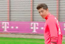 Robert i Ania Lewandowscy