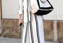 Street Style / Street Style Fashion Inspiration
