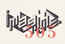 A Showcase Of Typography