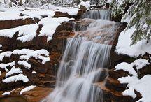 waterfalls / by Anne Georgakilas