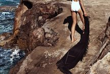 'Størmy Waves' O'neill shoot / Oneill Swimwear x Anna Sui