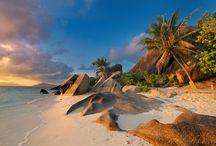 Africa islands