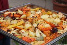 Recette de legumes