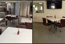 Client Spaces / Photos of our furniture and designs for clients.