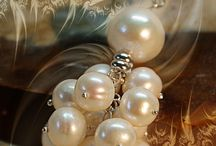 Pearls are always lovely / My collections for VforVINTAGE