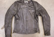 Cafe Racer/ Vintage Jackets with Protection