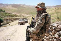 Bundeswehr in Afghanistan 2002 - 2014 / Auslandseinsätze der Bundeswehr