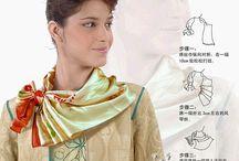 Knopen voor sjaals