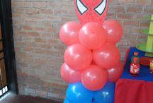 Fiesta superheroes