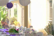 Table decorations/Stołowe dekoracje