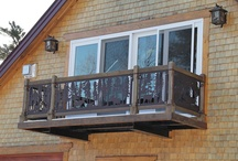 Railings / by Rangeley Builders