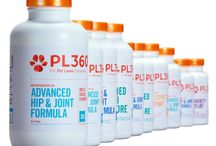 PL360 Natural Supplements for Dogs / For healthy dogs everywhere