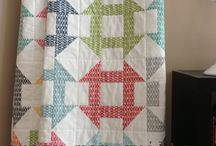 Churn Dash Quilts / churn dash quilts for inspiration