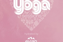 Pop-Up Yoga, Re-hydrates the Spirit Thanks to Evian / A series of Pop-Up sunrise and sunset yoga sessions we created in collaboration with the amazing Future Sounds of Yoga and Evian.