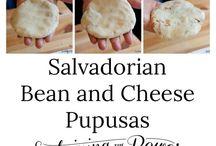 Food: El Salvador