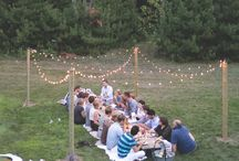 Outdoor parties ideas for summer