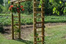 trädgårdsbygge