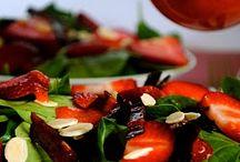 Delicious salad / Delicious salad
