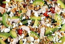 FREE-Living / Low-Carb, High-Fat meal ideas from around the web..