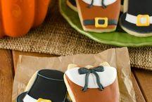 Baking: Sugar cookies - Present