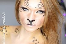 Halloween Makeup! / How spooky! We found some awesome Halloween makeup ideas, dare to look?