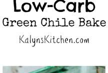 Low carb / by Ashley Terpstra