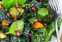 Salad Recipes / by Rene Dubois