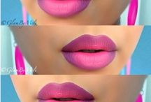 Lip sticks